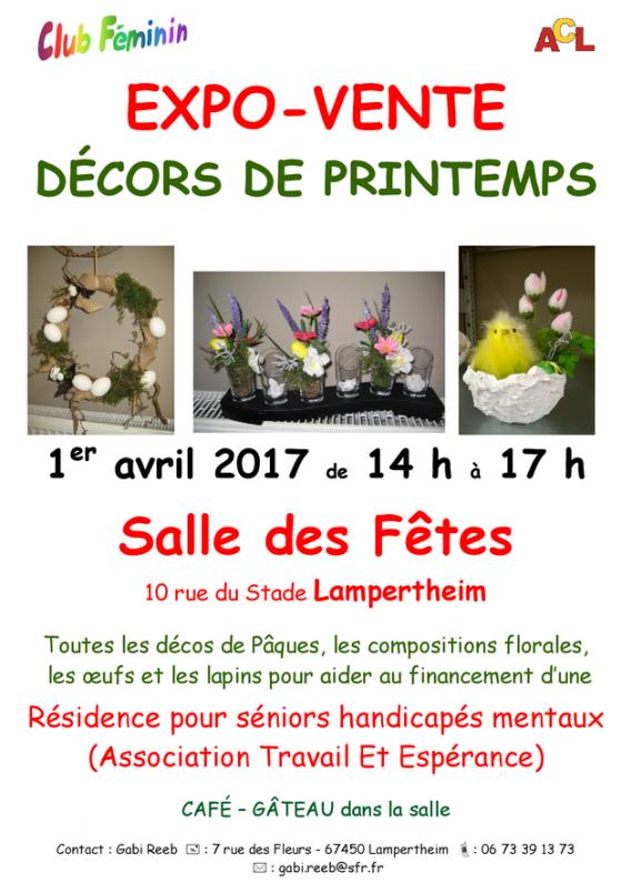 2017 03 20 paques vente de printemps lampertheim