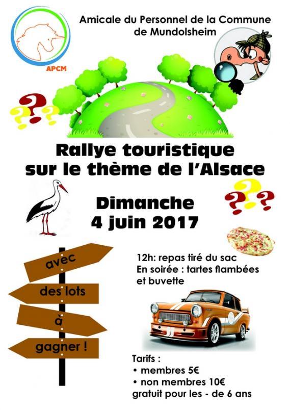2017 04 21 rallye touristique mundolsheim