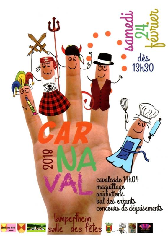 2018 02 16 carnaval a lampertheim