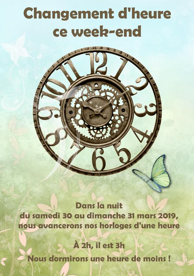 2019 03 heure d ete 2019 changement d heure