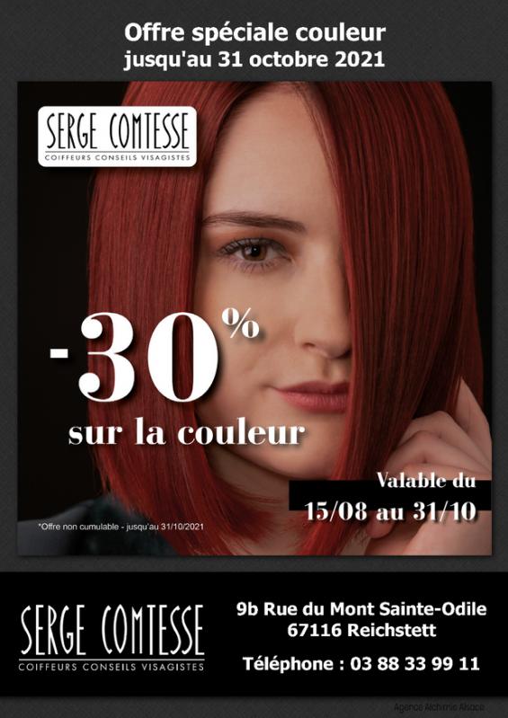 2021 10 31 coiffure serge comtesse reichstett offre speciale couleur