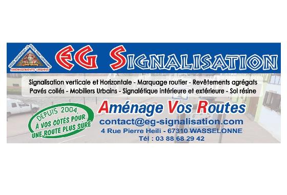 EG Signalisation à Wasselonne