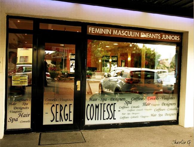 Le Salon de coiffure Serge Comtesse à Reichstett